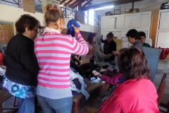 Barrio Acantilados - Taller de Costura